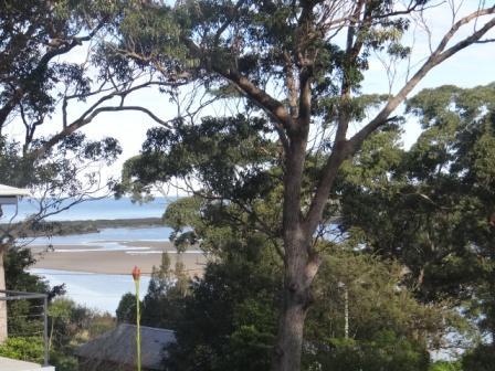 tuross head holiday rental tuross lake view