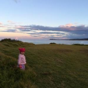 Luka at One Tree Point Tuross Head
